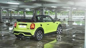 Launching MINI Indonesia - The new MINI Cabrio