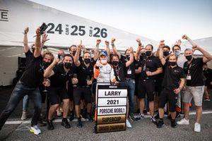 Champion Larry ten Voorde, GP Elite