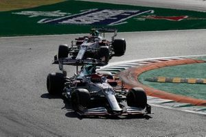 Robert Kubica, Alfa Romeo Racing C41, Antonio Giovinazzi, Alfa Romeo Racing C41