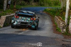 Ford Puma Rally1, Adrien Fourmaux, Renaud Jamoul