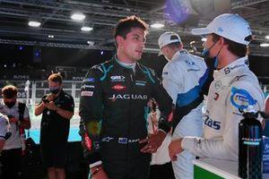 Mitch Evans, Jaguar Racing, Nyck de Vries, Mercedes-Benz EQ