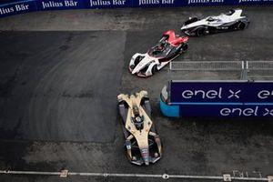 Antonio Felix Da Costa, DS Techeetah, DS E-Tense FE21, Pascal Wehrlein, Porsche, Porsche 99X Electric, Edoardo Mortara, Venturi Racing, Silver Arrow 02