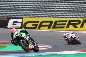Lucas Mahias, Kawasaki Puccetti Racing, Tom Sykes, BMW Motorrad WorldSBK Team