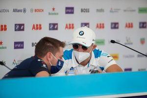 Robin Frijns, Envision Virgin Racing Maximilian Gunther, BMW i Andretti Motorsport