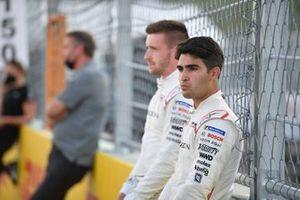 Joel Eriksson, Dragon Penske Autosport, Sergio Sette Camara, Dragon Penske Autosport,
