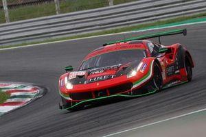 #388 Rinaldi Racing - Ferrari 488 GTE EVO: Pierre Ehret, Christian Hook, Jeroen Bleekemolen