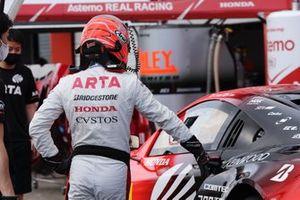 Ren Sato, #55 ARTA NSX GT3