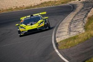 #2 Leipert Motorsport, Lamborghini Huracan Super Trofeo EVO: Sebastian Balthasar, Noah Watt
