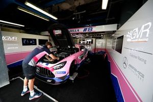 Car of Daniel Juncadella, Mercedes-AMG Team GruppeM Racing Mercedes AMG GT3