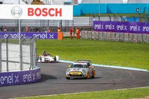 La Safety Car Pascal Wehrlein, Tag Heuer Porsche, Porsche 99X Electric