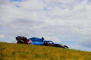 Esteban Ocon, Alpine A521