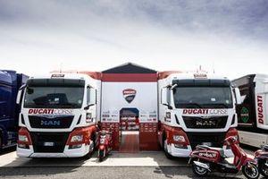 Aruba.It Racing – Ducati race trucks