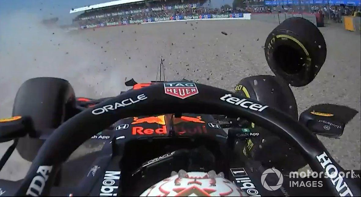 GP Gran Bretagna 2021 - Max Verstappen 51 G