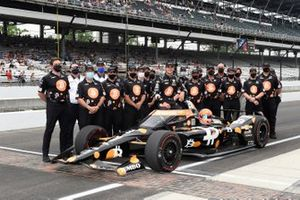 Rinus VeeKay, Ed Carpenter Racing Chevrolet, team