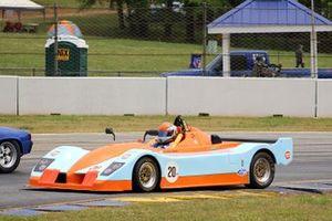 Dennis Clark, 1996 Toyota WSR 1600