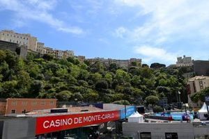 Una vista sulla città di Monaco
