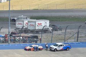 Quin Houff, StarCom Racing, Chevrolet Camaro Mane 'n Tail / Spirit Untamed
