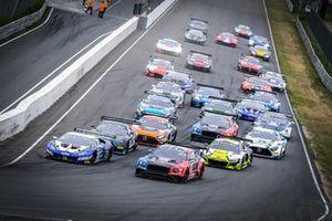 Start der GT-World-Challenge Sprint 2021 in Zandvoort
