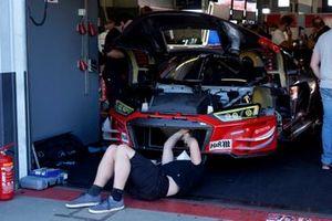 #12 Lionspeed by Car Collection Motorsport Audi R8 LMS GT3: Jean-Louis Hertenstein, Fidel Leib