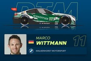 Marco Wittmann, Walkenhorst Motorsport