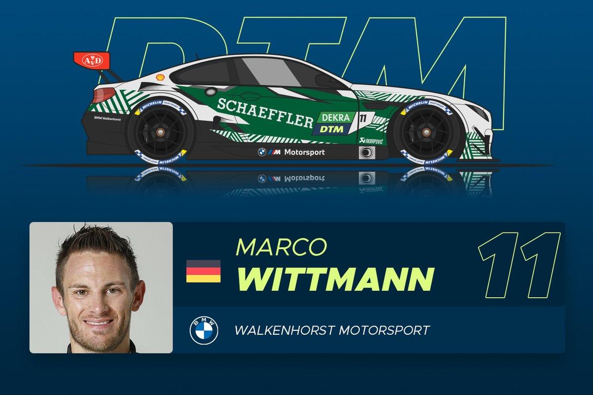 #11 Marco Wittmann (31) - Ranking: ******* (7 Sterne)