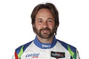 #47 Cetilar Racing Dallara LMP2: Giorgio Sernagiotto