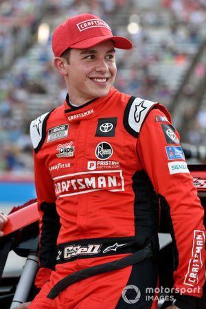 Christopher Bell, Joe Gibbs Racing, Toyota Camry Craftsman