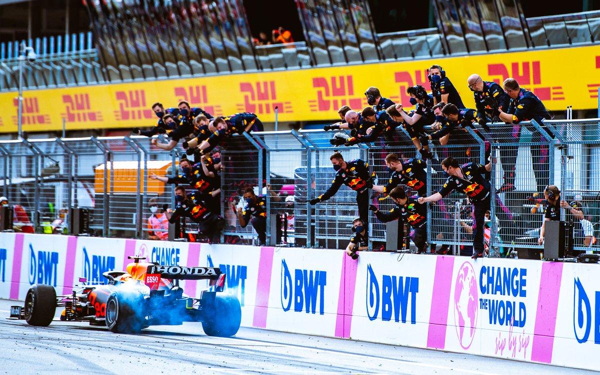 Max Verstappen, Red Bull RB16B, Red Bull Racing
