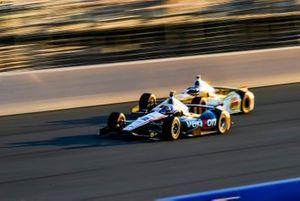 Will Power, Team Penske Chevrolet, Ryan Hunter-Reay, Andretti Autosport Chevrolet