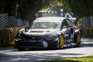 Travis Pastrana, Subaru Imprezza WRX
