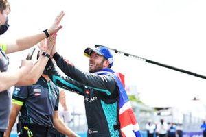 1. Sam Bird, Jaguar Racing