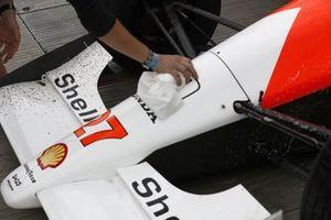 Mclaren F1 car detail