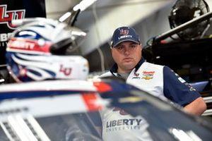 Rudy Fugle , William Byron, Hendrick Motorsports, Chevrolet Camaro Liberty University
