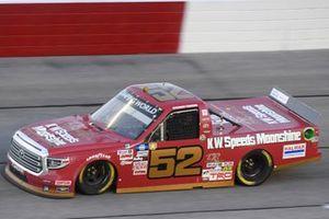 #52: Stewart Friesen, Halmar Friesen Racing, Toyota Tundra Halmar Intl/Folgers Throwback