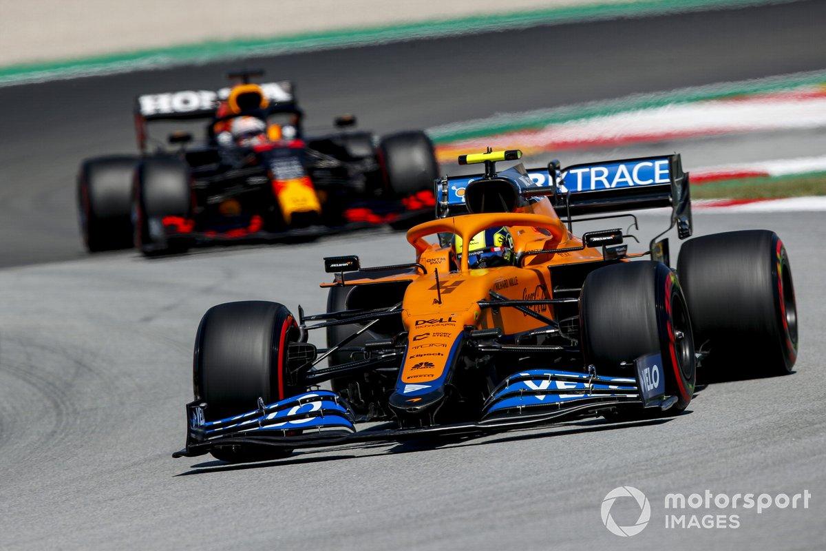 Lando Norris, McLaren: 6 puan