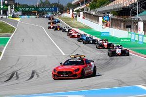Enzo Fittipaldi, Charouz Racing System, David Schumacher, Trident, Matteo Nannini, HWA Racelab