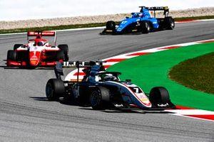 Frederik Vesti, ART Grand Prix, Dennis Hauger, Prema Racing, Victor Martins, MP Motorsport