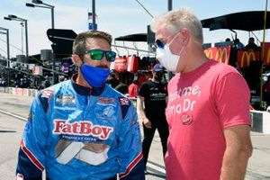 J.J. Yeley, Rick Ware Racing, Ford Mustang Fat Boy Ice Cream