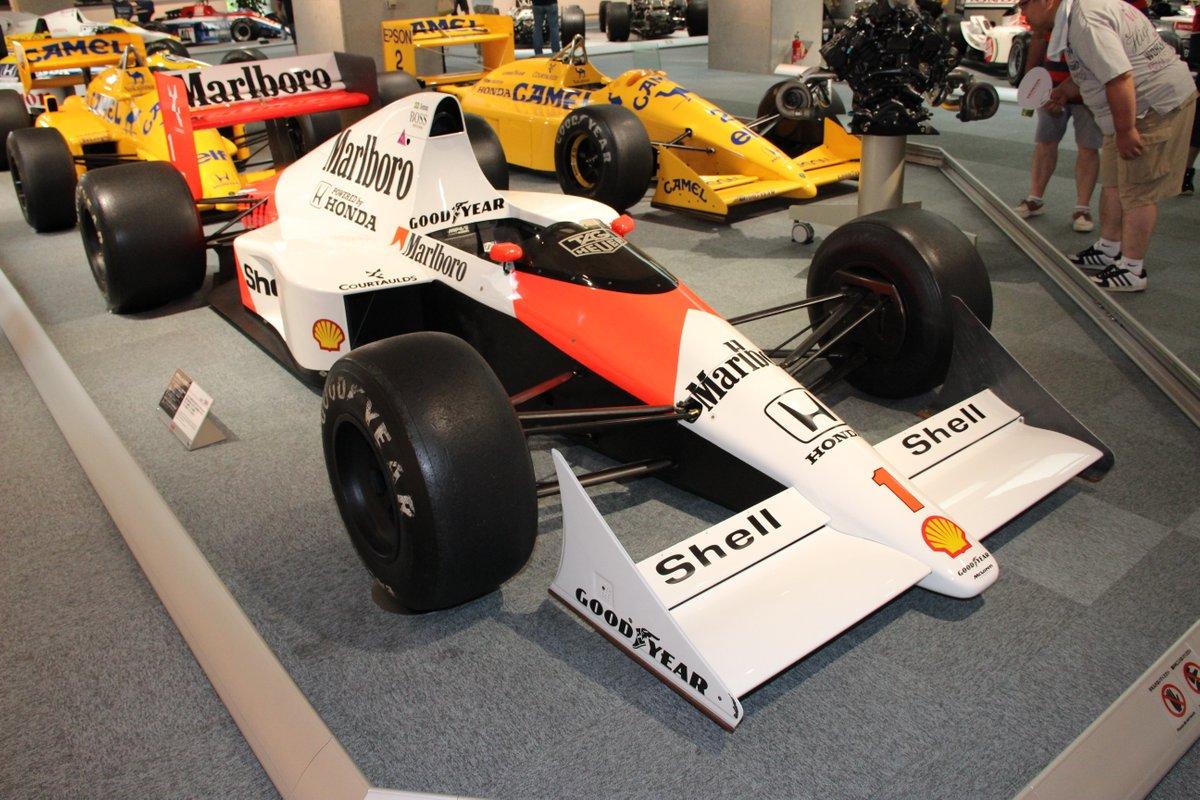 1989 McLaren MP4/5 Honda RA109E