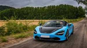 Motor1 teste la McLaren Artura