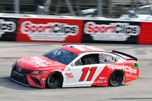 Denny Hamlin, Joe Gibbs Racing, Toyota Camry Sport Clips