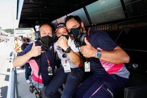 Robert Lechner, Walter Lechner Jr., Michael Schoech, BWT Lechner Racing