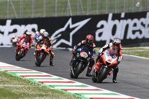 Johann Zarco, Pramac Racing, Fabio Quartararo, Yamaha Factory Racing, Miguel Oliveira, Red Bull KTM Factory Racing, Jack Miller, Ducati Team