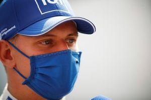 Vbr Шумахер, Haas F1, интервью