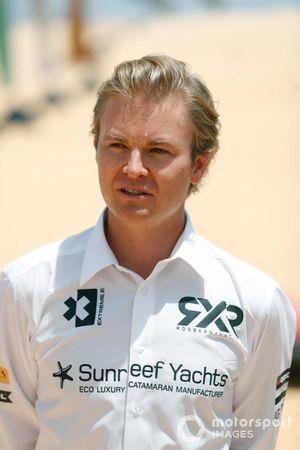 Nico Rosberg, Rosberg X Racing
