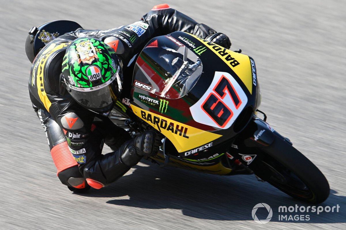 Alberto Surra, Team Bardahl VR46 Riders Academy