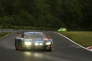 #11 Phoenix Racing Audi R8 LMS GT3: Michele Beretta, Frank Stippler, Nicki Thiim, Kim Luis Schramm