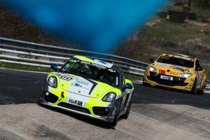 #460 Porsche Cayman: Kevin Rembert, Rene Höber, Sebastian Perrot