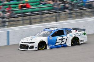Garrett Smithley, Rick Ware Racing, Ford Mustang