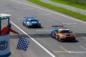 Salvatore Tavano, Scuderia del Girasole by Cupra Racing, Cupra Leon Competición TCR, Eric Brigliadori, BF Motorsport, Audi RS 3 LMS TCR